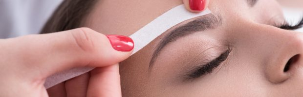 eyerbrow embroidery removal
